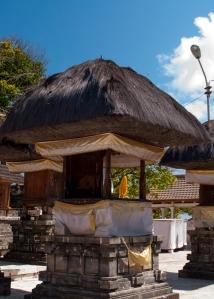 Ulluwatu Temple courtyard