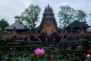 Lotus Garden and Water Palace - Pura Taman Saraswati